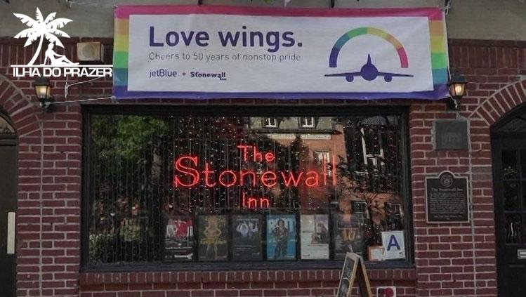 Parada do Orgulho LGBTI+ e A revolta de Stonewall